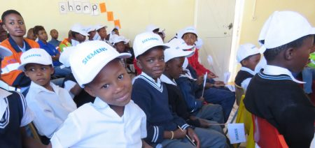 Siemens Supports Learners in Rosmead While Delivering Signalling Upgrade For TFR