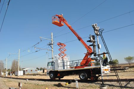 South African Road-Rail Vehicle Innovator