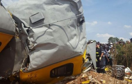 Train Accident In Tembisa Leaves One Dead and Hundreds Injured