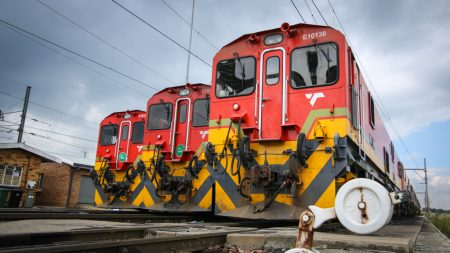 Transnet Grabs Market Share Despite Weak Economy