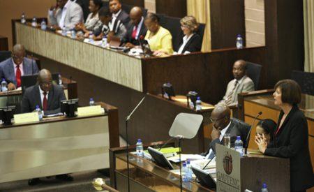 Transport Dominates in Gauteng Medium - Term Budget Presentation