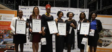 Women in Transport Awards Announced in Durban
