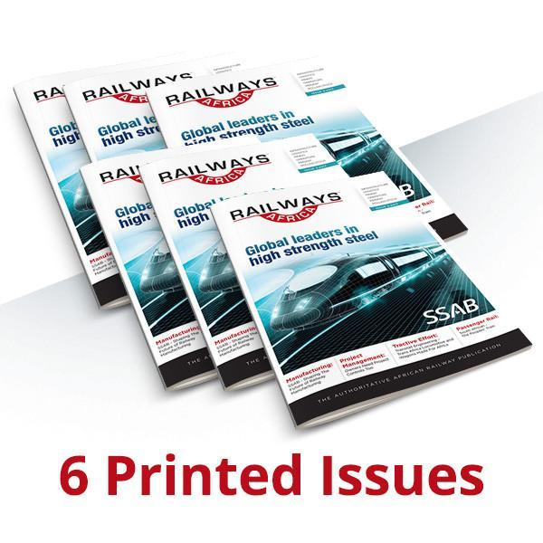 Magazine - 6 Issues / Shipping: South Africa